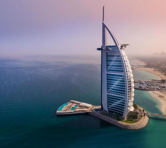 ... ciekawy port?  Dubaj